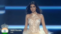 Aditi Hundia makes it to Top 25 of Miss Supranational 2018