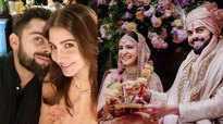 1st wedding anniversary: Happy moments of Anushka Sharma and Virat Kohli