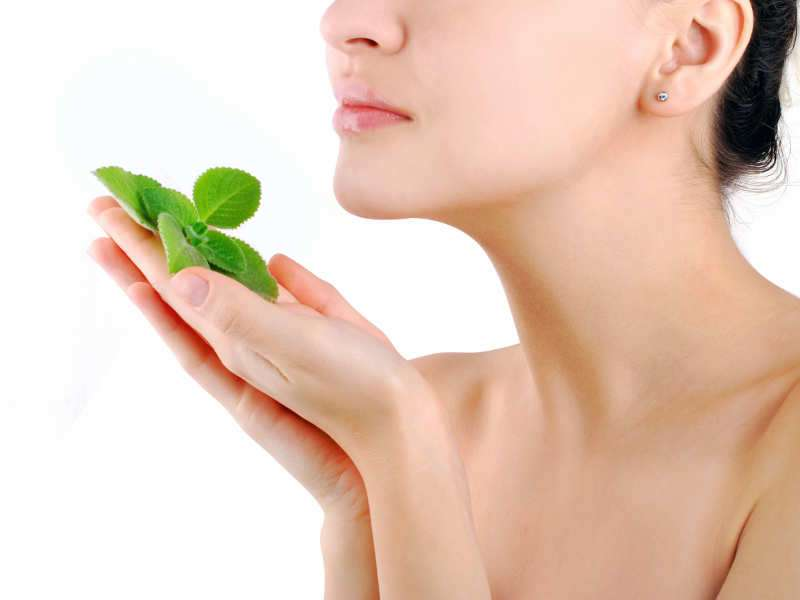 This is how mint leaves can help you maintain a clear and