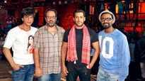 Salman Khan treated Shah Rukh Khan and 'Zero' team with home cooked meal by his mother