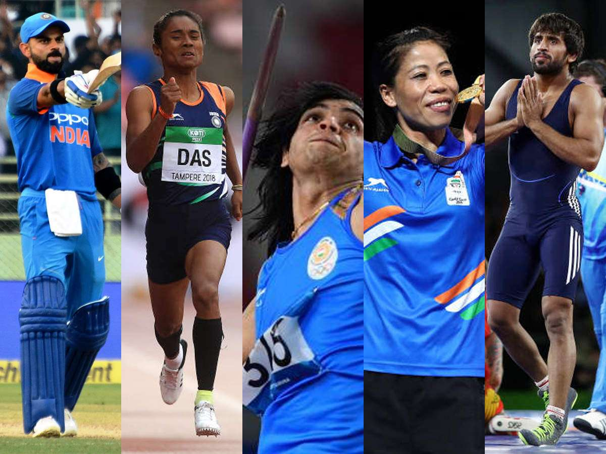2c37fa5918b5 The Best of 2018  Five most searched Indian sportspersons of the year