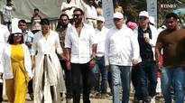 Ajay Devgn and Kajol kick-start 'Start a little Good' campaign