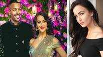 Elli AvrRam reacts to ex-beau Hardik Pandya's sexist comments