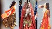Watch! Alia Bhatt's folk dance sequence from 'Kalank' leaked online
