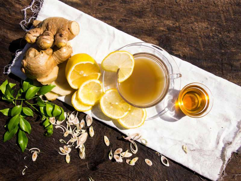 Ginger Water Benefits: Many benefits of drinking ginger water