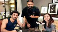 Alia Bhatt reacts on rumours of a 'tiff' with Ranbir Kapoor!