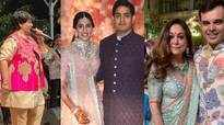 Akash Ambani-Shloka Mehta's pre-wedding celebrations begin with Falguni Pathak's special performance