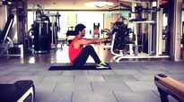 Sushant Singh Rajput shares his workout video