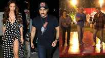 Arjun Kapoor and Malaika Arora pretend to be strangers in front of Khan brothers?