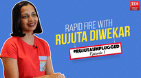 Watch: Rapid fire with Rujuta Diwekar