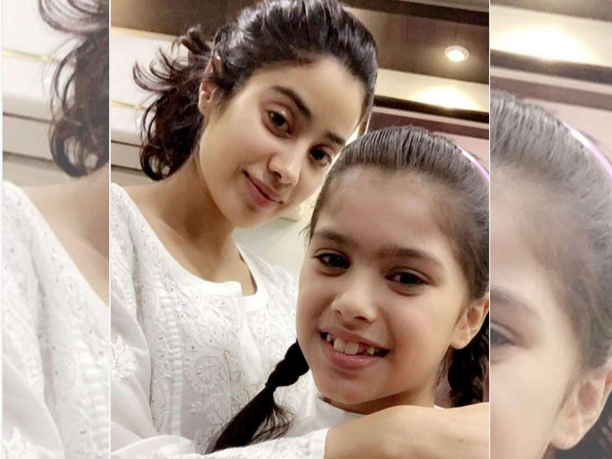 After Sharing The Screen With Sridevi This Actor To Play Young Janhvi Kapoor In Gunjan Saxena Biopic