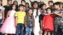 Vidyut Jammwal hosts special screening of 'Junglee' trailer for kids