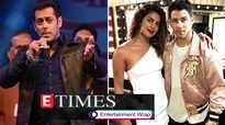 Salman makes fun of Priyanka for launching dating app; Janhvi Kapoor's casual gym look is a trendsetter, and more