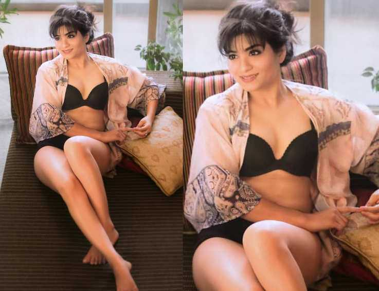 In Pics: Sharmila looks every bit sensuous