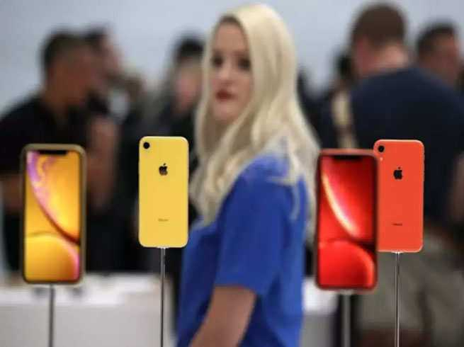 1f7a0699507 iphone xr: Apple's cheapest new iPhone selling at heavy discount on ...