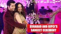 Ssharad Malhotra and Ripci Bhatia's grand sangeet ceremony
