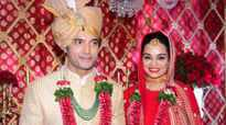 Ssharad Malhotra gets married to Ripci Bhatia in a star studded ceremony