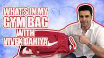 What's In My Gym Bag Ft. Vivek Dahiya |Exclusive|