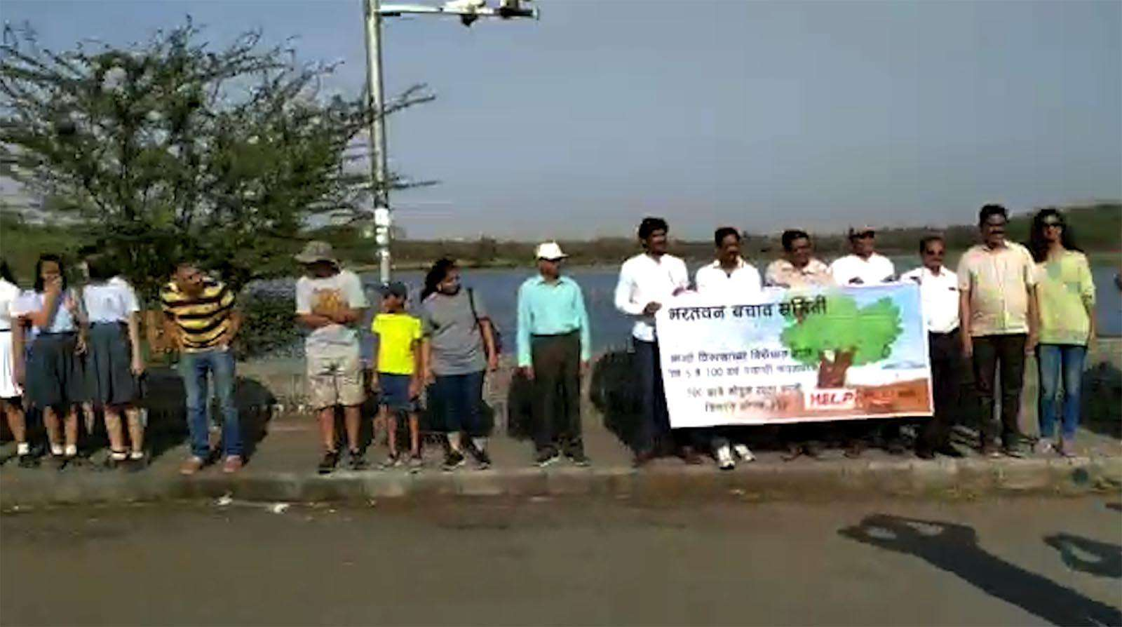 human chain formed in Bihar: Latest News, Videos and Photos