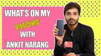 What's on my phone Ft. Ankit Narang |Divya Drishti| |Exclusive|