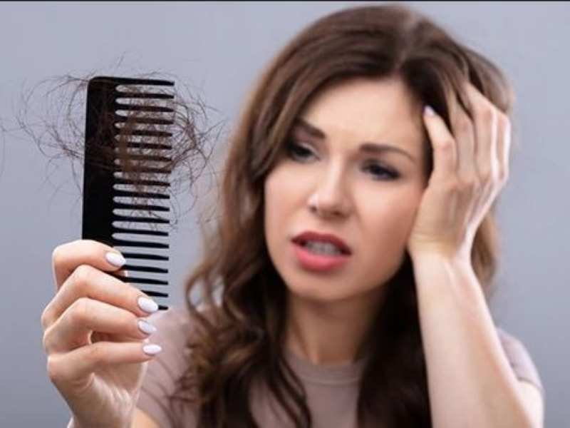Hair Fall Reasons: Reasons why you might be suffering from hair fall