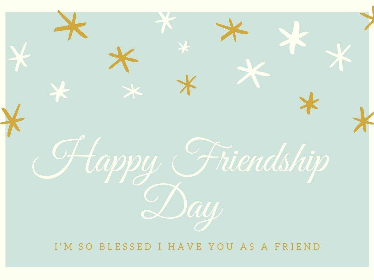 Happy Friendship Day Images: Wishes, Messages, Quotes Images and