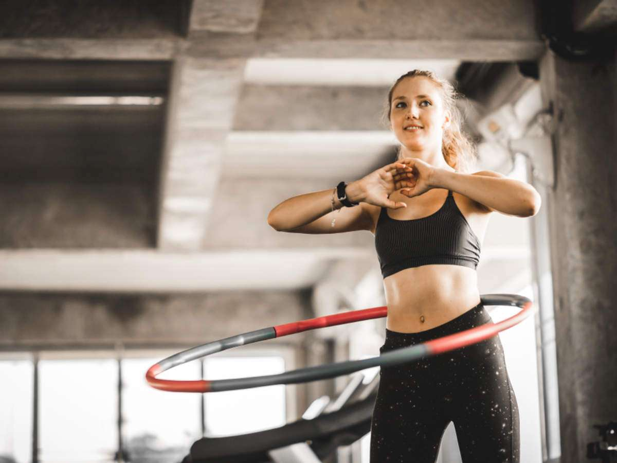 Hula Hoops Health Benefits: 5 Benefits of Using Weighted