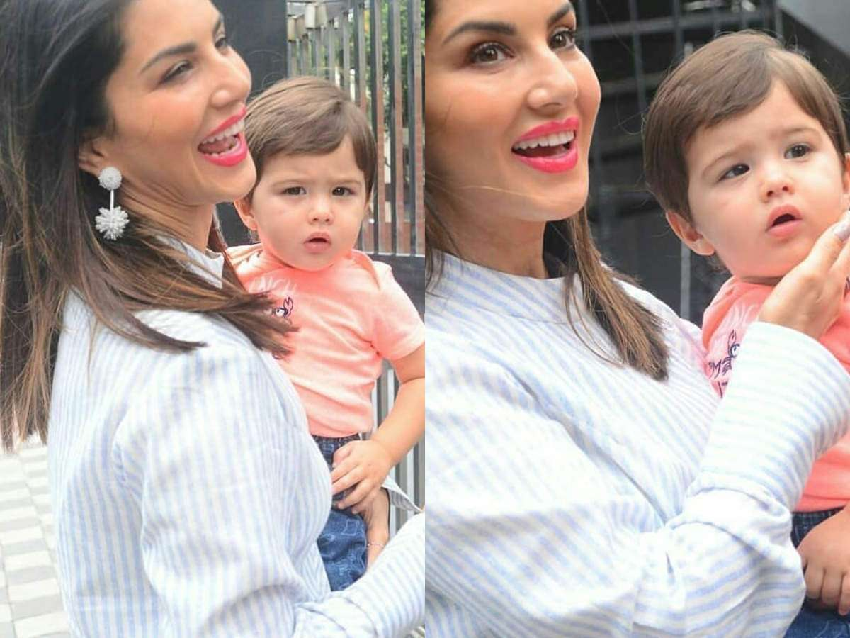 Sunny Leone is the hottest Bollywood mommy after Kareena