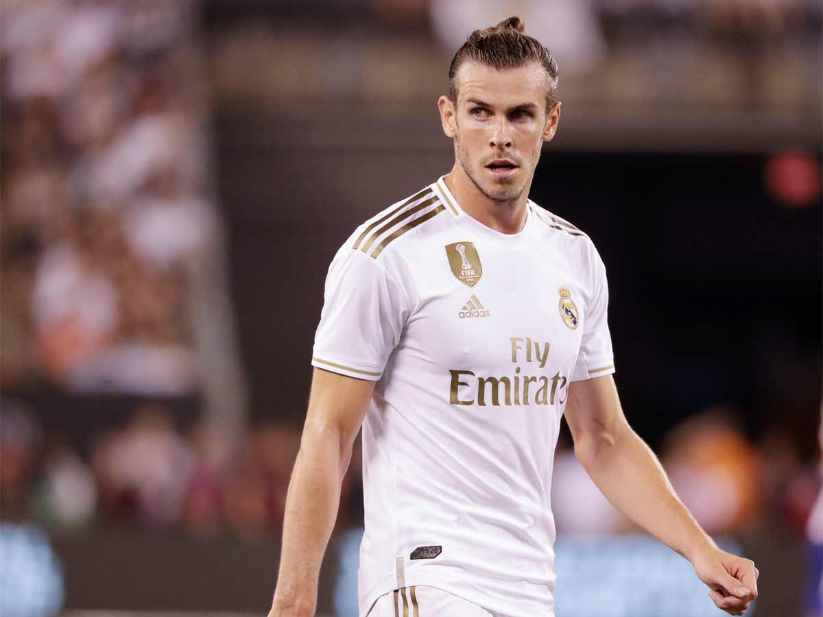 huge selection of 8d0b8 252f6 Things change, I'm now counting on Gareth Bale: Zidane ...