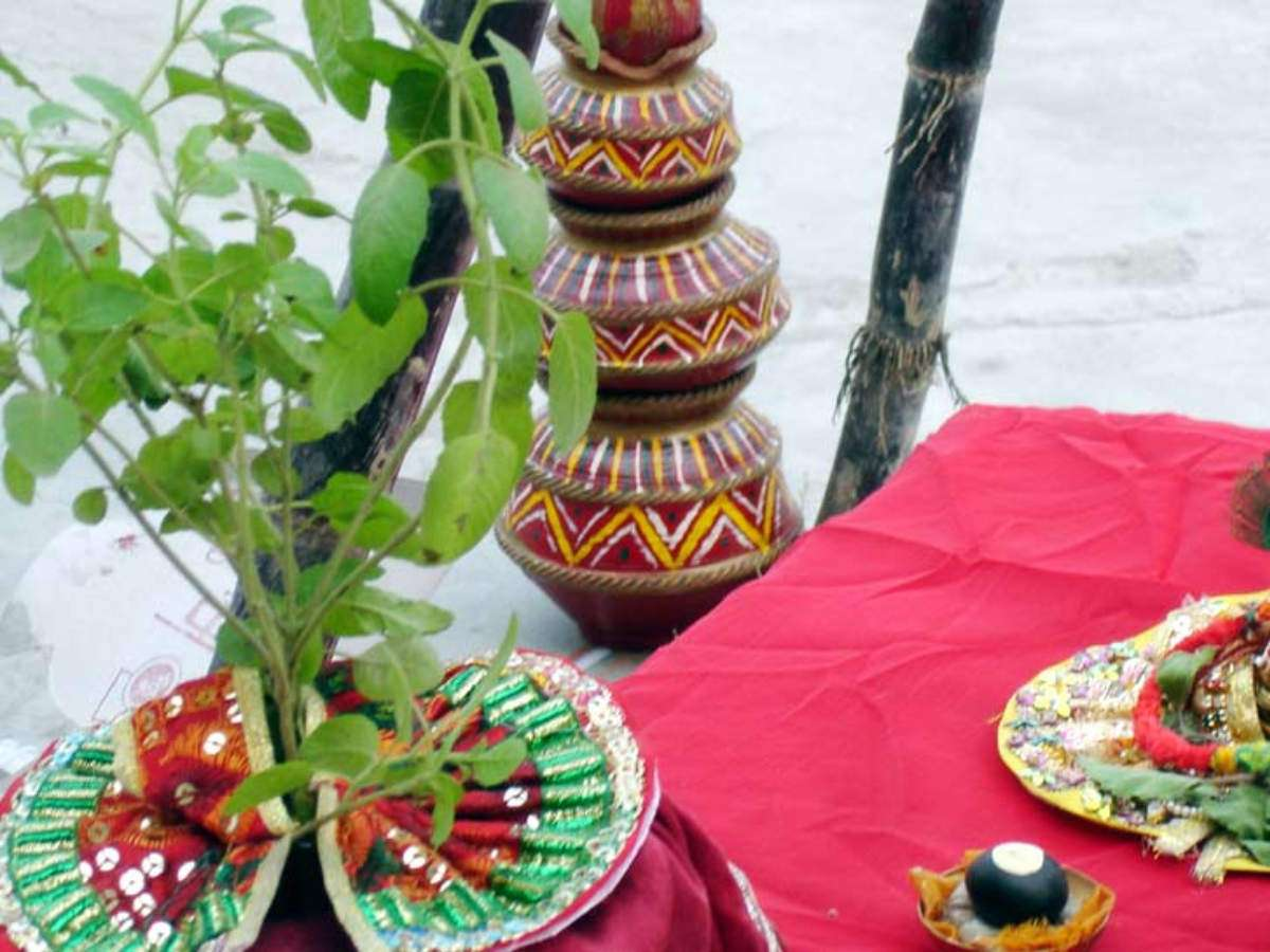 Tulsi Vivah 2019 Date Puja Vidhi Mahurat Vrat Katha And All You Need To Know Times Of India