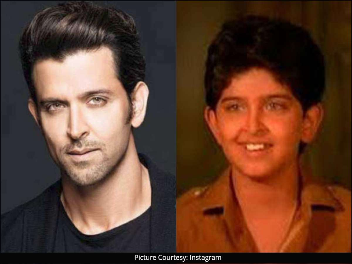 Happy Birthday Hrithik Roshan: Here are 7 childhood throwback photos of the actor | Hindi Movie News - Times of India