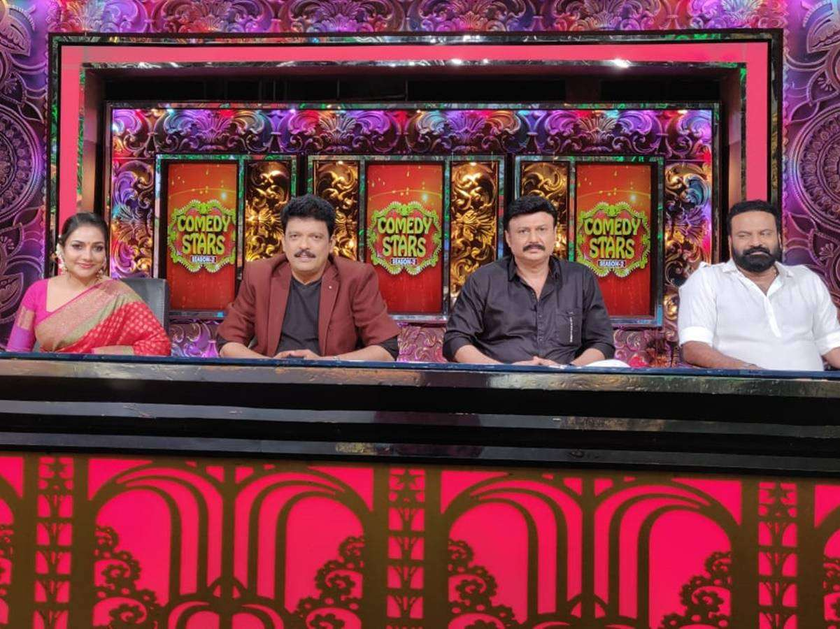 Rimi Tomy: Comedy Stars season 2 to air fresh episodes from July 1 - Times  of India