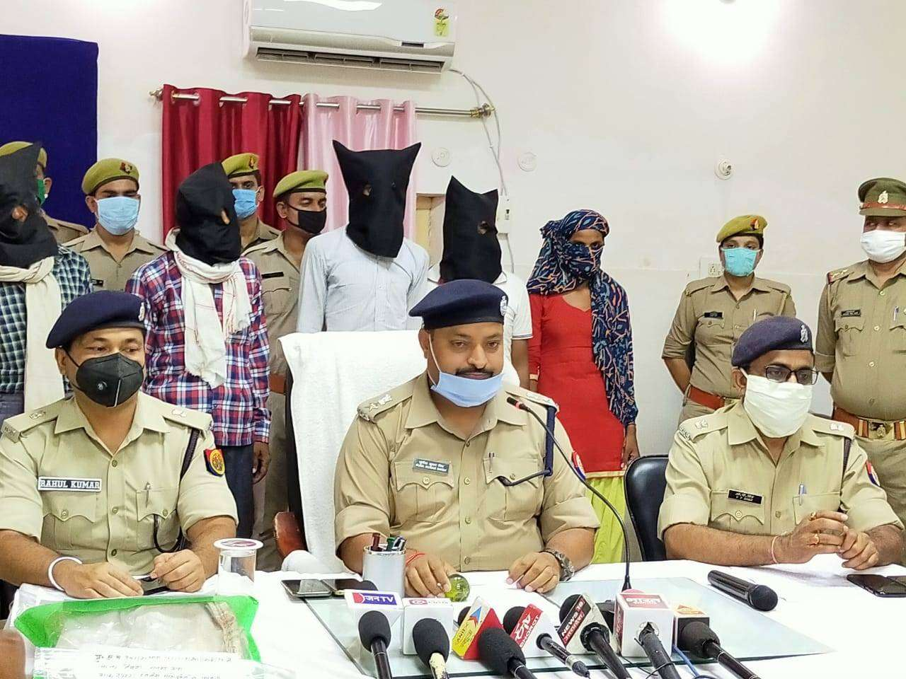 Image result for Three accused arrested by Udaipur police, action taken on father's complaint